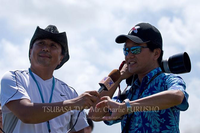 翼TVサンとチャーリィ古庄先生