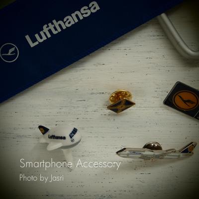 Lufthansa Smartphone Accessory
